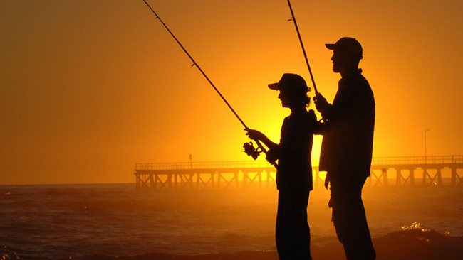 Fishing opportunities in the Sede Vacante
